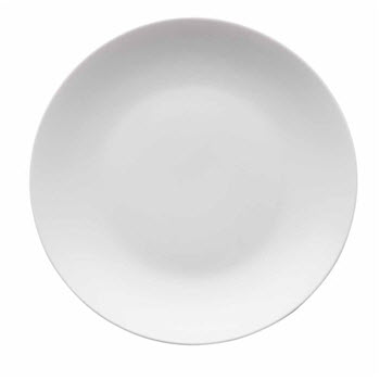 Alex Liddy Modern White 20cm Coupe Side Plate