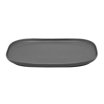 Alex Liddy Share Charcoal Rectangle Platter 33cm