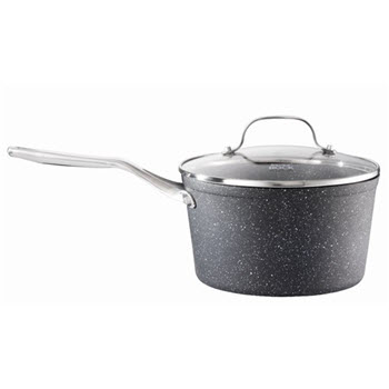 Baccarat Rock 20cm Saucepan With Lid