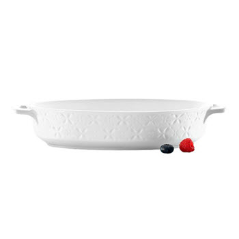 Marie Claire Brodie 28.5 x 19cm Oval Baking Dish