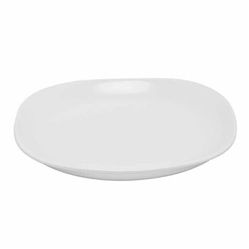 Alex Liddy Bistro 26.6cm Dinner Plate White