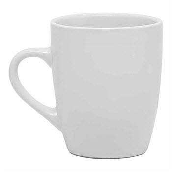 Alex Liddy Bistro 355ml Mug White
