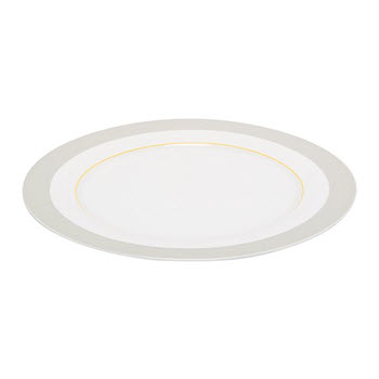 Alex Liddy Fizz 26.8cm Dinner Plate Taupe