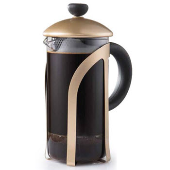 Baccarat Barista Luxe 3 Cup Coffee/Tea Plunger