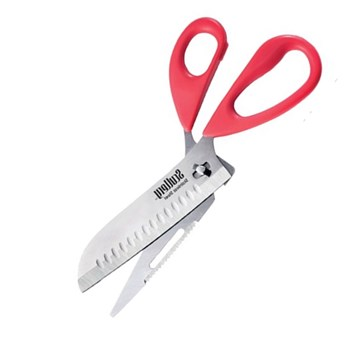 Scullery Essentials 5 in 1 Santoku Scissors 25cm