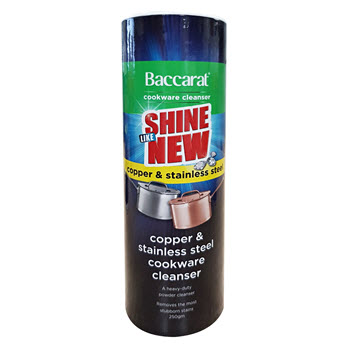 Baccarat 250gm Cookware Cleaner Copper & Stainless Steel