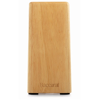 Baccarat CuisinePro Classic Wooden Knife Block
