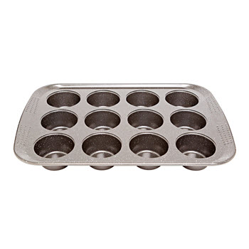 Baccarat Granite 12 Cup Muffin Pan