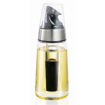 Baccarat Gusto Oil & Vinegar Dispenser
