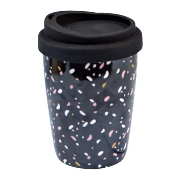 TakeAway Neo 250ml Double Wall Mug with Lid Spot