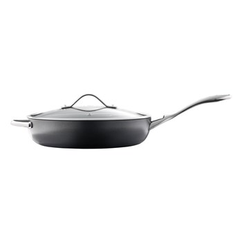 Baccarat iD3 Hard Anodised Non-Stick Saute Pan with Lid 30cm