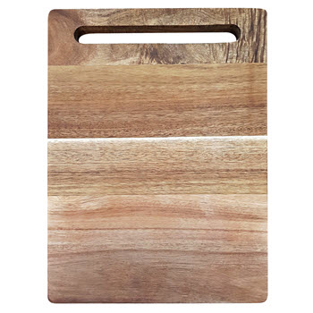 Baccarat Butchers Corner Acacia 38cm Rectangle Chopping Board