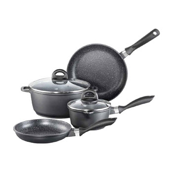 Baccarat Stone 4 Piece Cookware Set