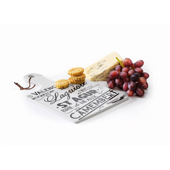 Marie Claire I Love Paris Ceramic Cheese Board