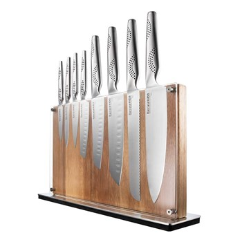 Baccarat iD3 Ryu 9 Piece Knife Block