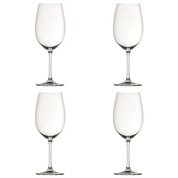 Spiegelau Salute 710ml Bordeaux Glass Set of 4