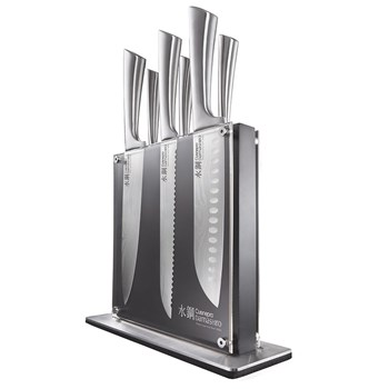 Cuisinepro Damashiro Kin 7-Piece Knife Block