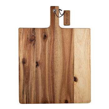 Alex Liddy Acacia Square Serving Board 54 x 40cm