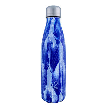 Hydro2 Quench Double Wall Stainless Steel Drink Bottle 500ml Ikat