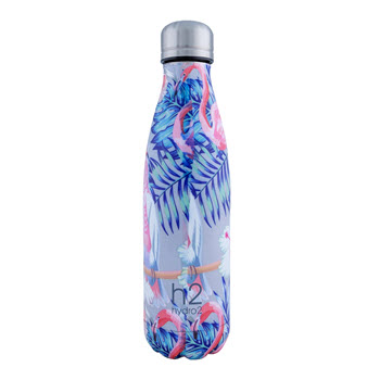 Hydro2 Quench Double Wall Stainless Steel Drink Bottle 500ml Bird