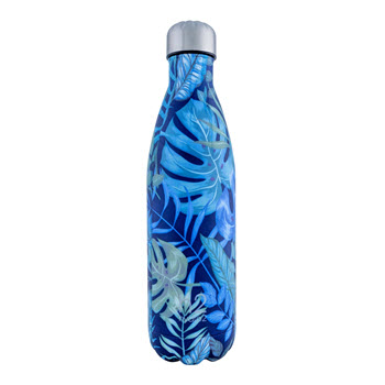 Hydro2 Quench Double Wall Stainless Steel Drink Bottle 750ml Tropic