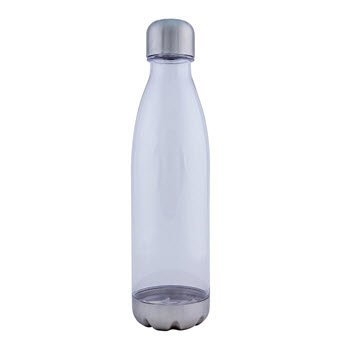 Hydro2 Quench Tritan Drink Bottle 750ml Clear