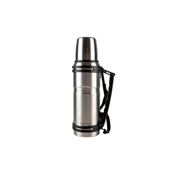 TakeAway Out Double Wall Vacuum Stainless Steel Flask 1.2L