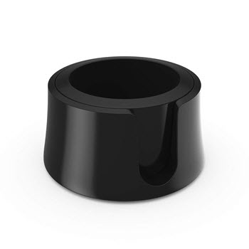 TableCoaster Drink Holder Jet Black