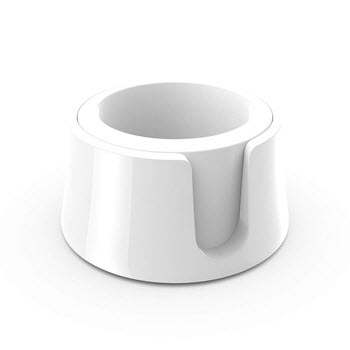 TableCoaster Drink Holder Glacier White