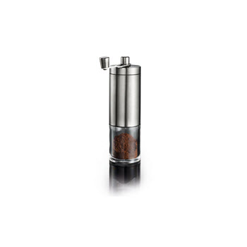 Baccarat Barista Brillante Stainless Steel Coffee Grinder