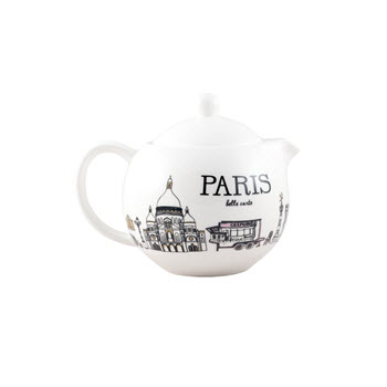Marie Claire Belle Tea Pot 450ml