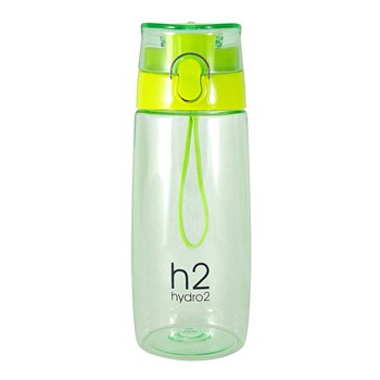 h2 hydro2 Fit Tritan Water Bottle 600ml