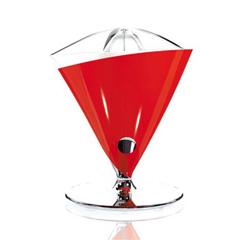 Bugatti Vita Juicer Red