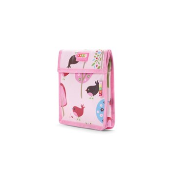 Penny Scallan Chirpy Bird Thermal Insulated Snack Bag 19cm