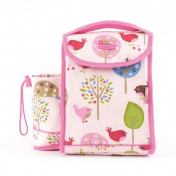 Penny Scallan Backpack Lunchbox for Kinder Chirpy Bird