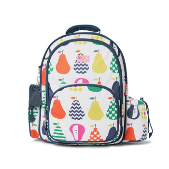 Penny Scallan Backpack Large Pear Salad