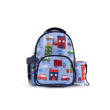 Penny Scallan Backpack Medium Big City