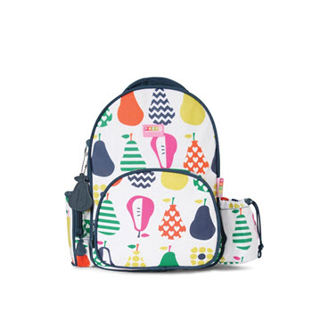 Penny Scallan Backpack Medium Pear Salad