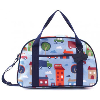 Penny Scallan Sleepover Bag Big City
