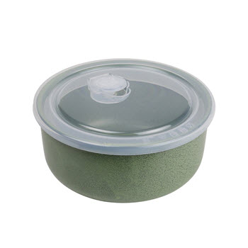 Robert Gordon Feast Stoneware Round Travel Container 600ml Selby Green