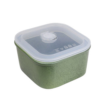 Robert Gordon Feast Stoneware Square Travel Container 750ml Selby Green