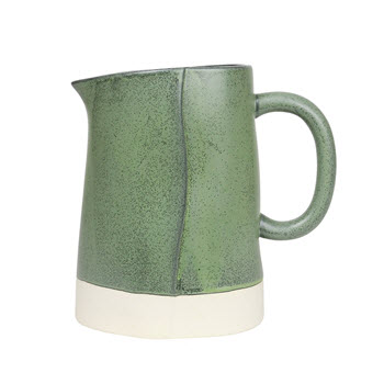 Robert Gordon Feast Stoneware Jug 1.5L Selby Green