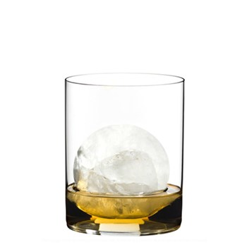 Riedel H2O Classic Bar 2-Piece Crystal Whisky Glass Set 430ml