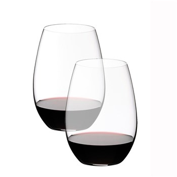 Riedel O 2-Piece Crystal Syrah/Shiraz Wine Glass Set 620ml