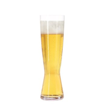Spiegelau Beer Classics 4 Piece Crystal Tall Pilsner Glass Set 425ml