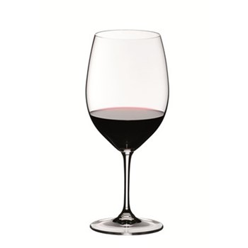 Riedel Vinum 2-Piece Crystal Cabernet Wine Glass Set
