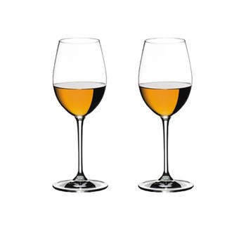 Riedel Vinum 2-Piece Crystal Sauvignon Blanc Wine Glass Set 350ml