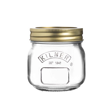Kilner Genuine Preserve Jar 250ml