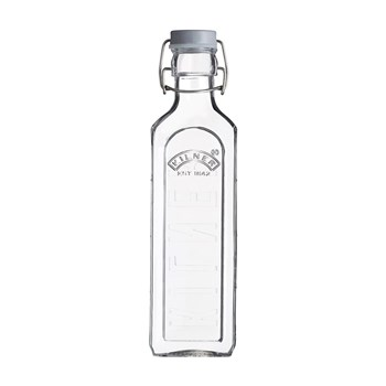 Kilner Glass Clip Top Bottle 600ml
