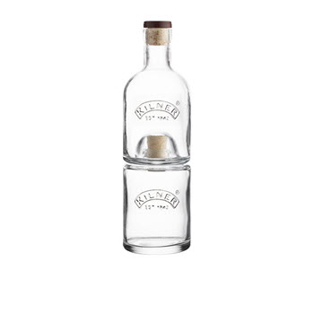 Kilner Stackable Bottle Set 350ml/330ml